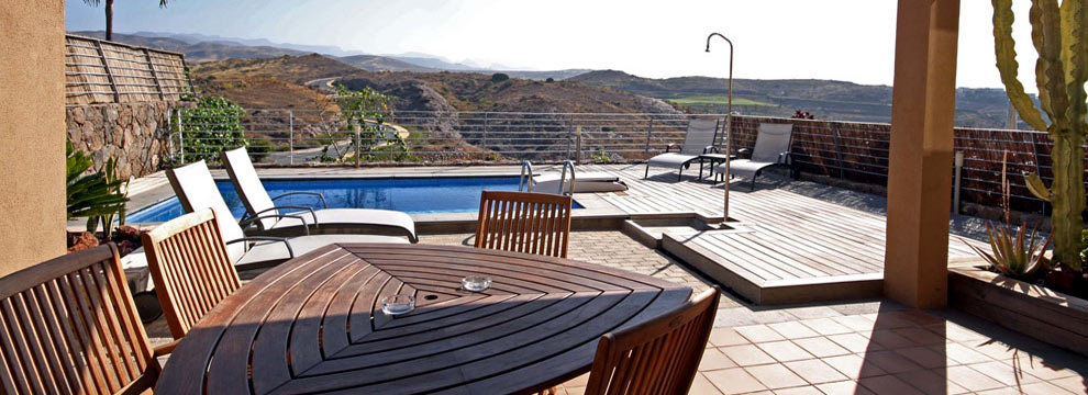 Relax y estilo en ambiente privado | Villas privadas en Gran Canaria