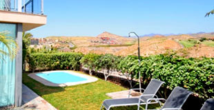 Villas Salobre Los Lagos 30 | Canary Islands | Golf Holidays | private pool