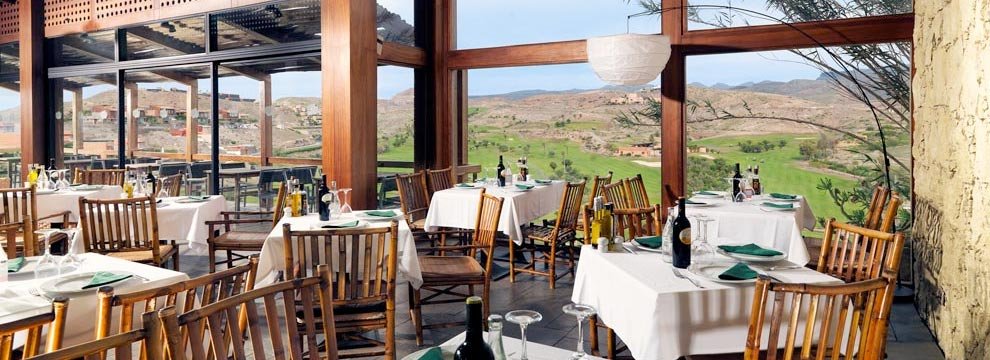  Salobre Golf and Resort Restaurants | Gran Canaria