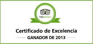 Travelers' Choice® 2013